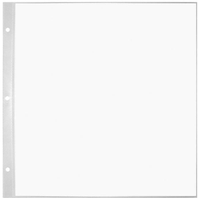 Pioneer 12 X 12 In Scrapbook Refill Pages For Scrapbooks 5 Photos