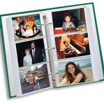 Pioneer Refill Pages for Pocket 3-Ring Binder Albums