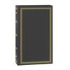 Pioneer 4 x 6 In. Pocket 3-Ring Binder Photo Album (300 Photos) - Gray