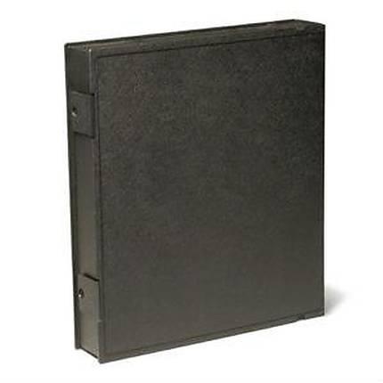 Print File Black Safe-T-Binder