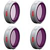 PGYTECH Pro Lens ND-PL Filter Kit for DJI Mavic 2 Zoom (Set of 4)