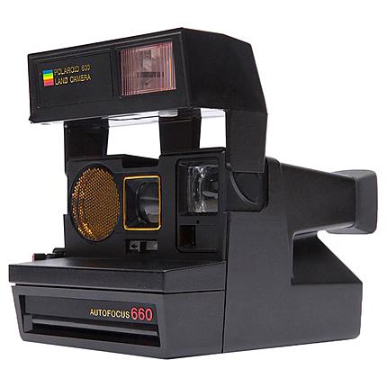 Polaroid Originals 600 Camera - Sun 660 Autofocus