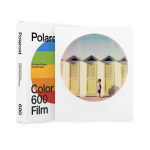 Poalroid Color Film for 600-Round Frame  and  GO (Camera, Film, and  Everything Box)