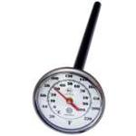 Doran 2.5 In. LDT Adjustable Luminescent Dial Thermometer with 8 Stem