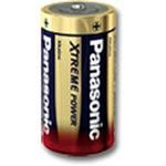 Panasonic Alkaline Plus C 2 Pack Batteries