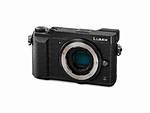 Panasonic GX85 Mirrorless Micro 4/3 Digital Camera Body Only - Black