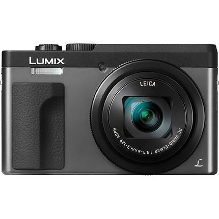 Panasonic Lumix DC-ZS70S Digital Camera - Silver