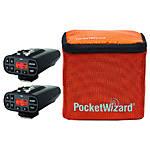 Pocket Wizard - Plus IV Bonus Bundle 3 - w/ 2 Transceivers  and G-Wiz Case