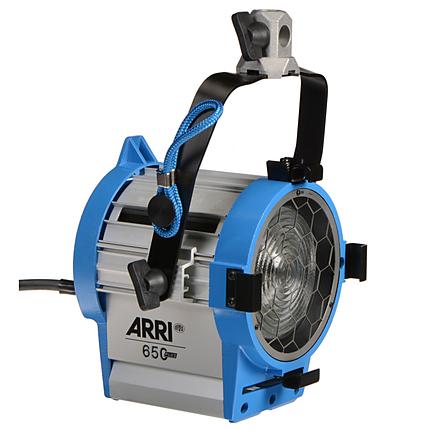 Arri 650 Plus Fresnel Tungsten Light Unit