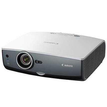 Canon REALiS SX80 Mark II Multimedia Projector (Gray)