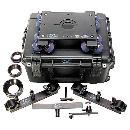 RENTAL ONLY - Dana Dolly Kit with Track and Stands