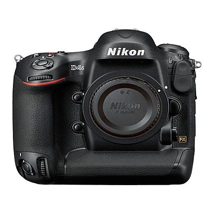 Nikon D4S FX-Format Digital SLR Camera Body