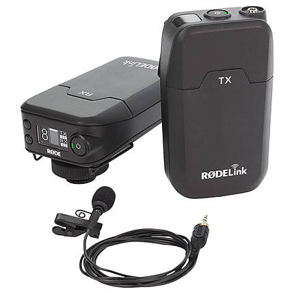 Rode Link Wireless Filmmaker Kit (Black)