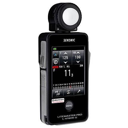 Sekonic - Litemaster Pro L-478-U-EL Series meter for Elinchrom