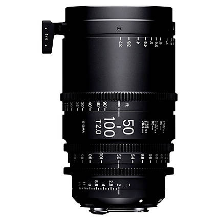 Sigma 50-100mm T2 High-Speed Zoom Lens (Sony E)