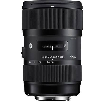 Sigma DC HSM ART 18-35mm f/1.8 Standard Zoom Lens for Nikon F