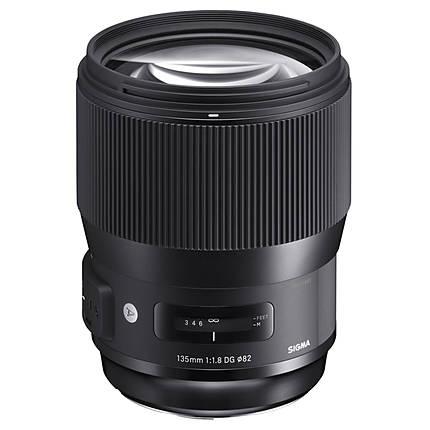 Sigma 135mm f/1.8 DG HSM Art Lens for Sigma SA