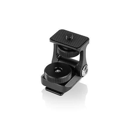 Shape Friction Tilt Cold Shoe Mount for Monitor, Light  and  Microphones