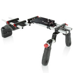 Shape Offset Rig for Canon C200 Camera