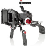 Shape Cinema Cage Kit with Shoulder Mount System for Sony A7II Series Camera