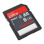 SanDisk Ultra SDHC 8GB Class 10