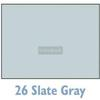 Savage Widetone Seamless Background Paper - 107in.x50yds. - #26 Slate Gray