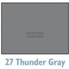 Savage Widetone Seamless Background Paper - 107in.x50yds.- #27 Thunder Gray