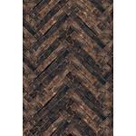 Savage 4x5 Herringbone Wood Floor Drop