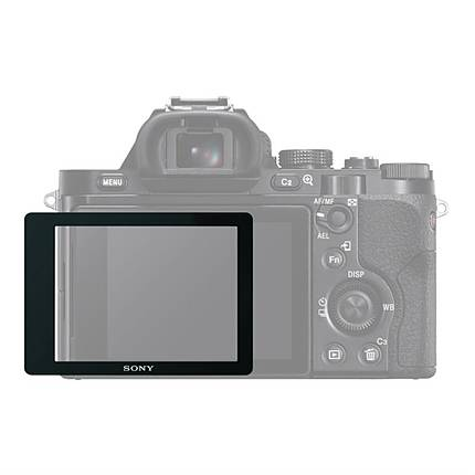 Sony Semi-Hard LCD Screen Protector for A7 or A7R Digital Camera