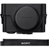Sony Jacket Case for Cyber-shot RX100 Series - Black