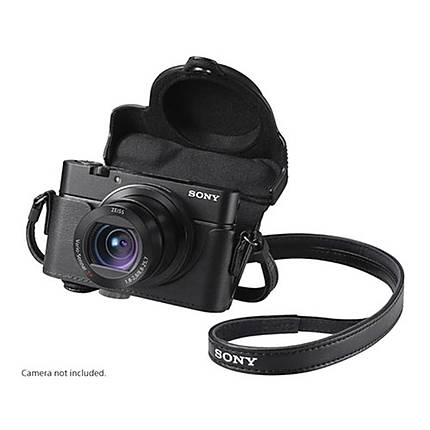 sony jacket. sony jacket case with shoulder strap for rx100 series