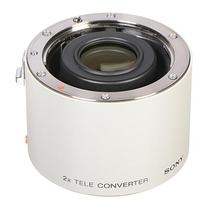 Sony 2.0x Teleconverter for Alpha