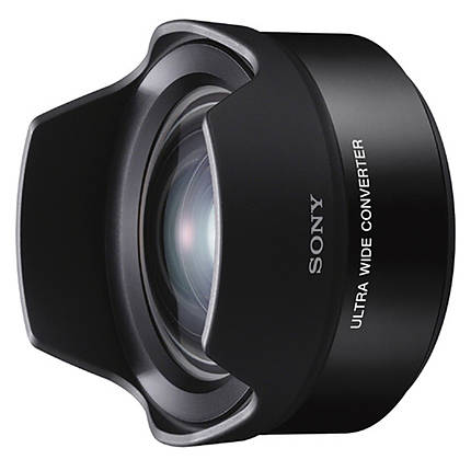 Sony Ultra Wide Converter For 16mm f/2.8 E-Mount  and  20mm f/2.8 Lenses