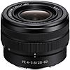 Sony FE 28-60mm F4-5.6 Full-frame Compact Zoom Lens