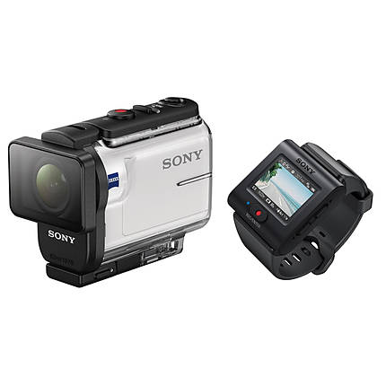 Sony HDR-AS300R HD Action Camera with Live View Remote