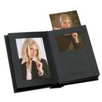 Tap 4 x 6 In. Parade-46 Album Black with Black Pages (10 Pages)