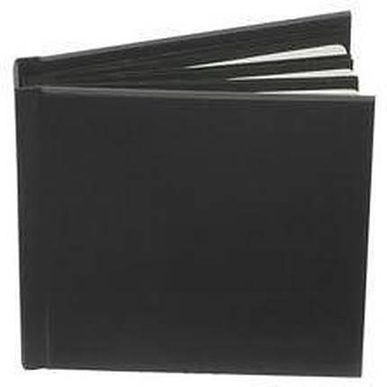 Tap 5 x 7 In. Superior Mount Album Black (10 Pages)