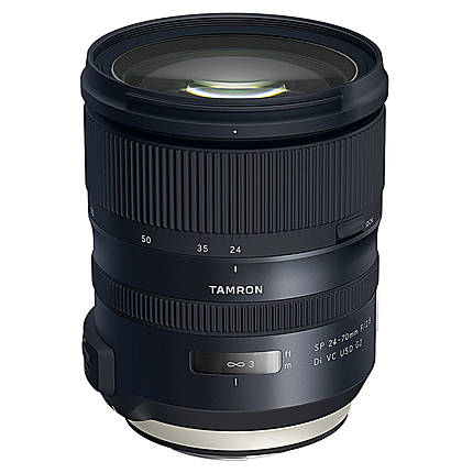 Tamron SP 24-70mm f/2.8 Di VC USD G2 for Canon EF