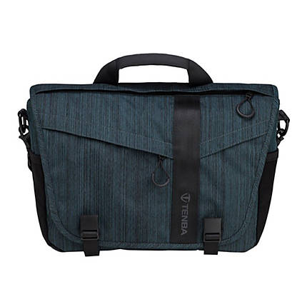 Tenba DNA 11 Messenger Camera and Laptop Bag Cobalt
