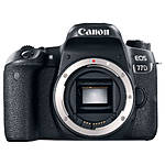 Used Canon 77D Body Only [D] - Excellent