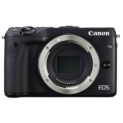 Used Canon EOS M3 Mirrorless Body [M] - Excellent