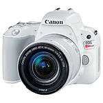 Used Canon SL2 DSLR With 18-55MM White - Excellent