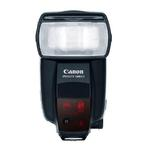 Used Canon Speedlite 580 EXII Shoe Mount Flash [H] - Excellent