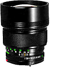 Used Canon 135mm F/2 FD Mount Lens - Excellent
