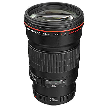Used Canon EF 200mm f/2.8L II USM - Excellent