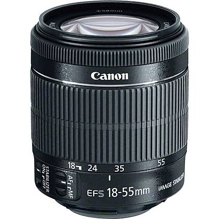 Used Canon EF-S 18-55mm f/3.5-5.6 IS STM Lens - Excellent