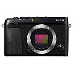 Used Fuji X-E3 Body Only (Black) - Excellent