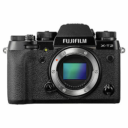 Used Fujifilm X-T2 Camera Body Only (Black) - Excellent