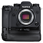 Used Fujifilm X-H1 w/ Booster Grip - Excellent