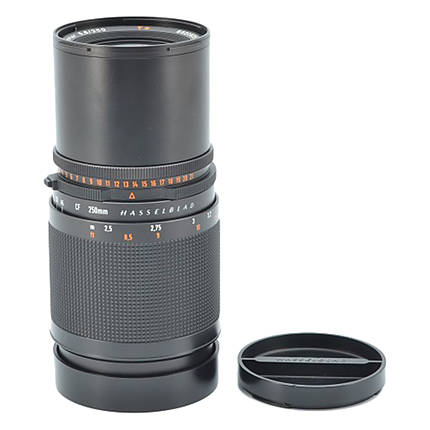 Used Hasselblad 250MM F/5.6 CF T* - Excellent
